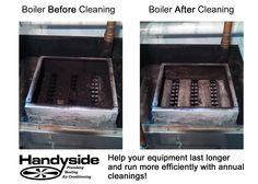 A regular inspection and cleaning of your equipment will help it last longer and run more efficiently! To learn more about Preventive Maintenance please call 717-938-2521.
