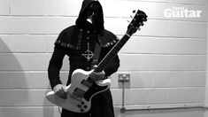 Me And My Guitar: Ghost B.C.'s Nameless Ghoul and his Gibson RD interview