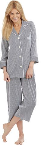 Lauren Ralph Lauren Windsor Stripe Pyjama Set on shopstyle.com