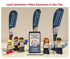 Lynch Syndrome Awareness Day #LynchAwareness16 is just around the corner. If you want to help raise awareness in your area send us an email at lynchsyndrome.org.au and let us know what you would like to do or we can give you ideas. Thank you https://www.instagram.com/kwista/ for raising awareness in your Lego City!