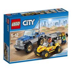 Juguete LEGO REMOLQUE DEL BUGGY DE ARENA CITY PRECIO 17,96€ en IguMagazine#juguetesbaratos