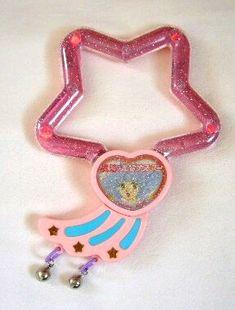 ルミナスター Kids Toys For Boys, Cute Crafts, Girls Accessories, Magical Girl, Doll Toys, Vintage Toys, Girly Things, Kids Playing, Wands