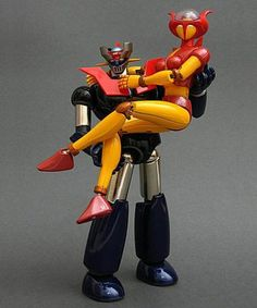 1000  images about Mazinger Z on Pinterest