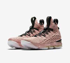 All Star Nike LeBron pink