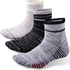 Mens Athletic Cushion Crew Sock Plaid printing Houndstooth Black Long Sock Outdoor