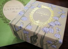 Laduree Box. Food Sirens II website. PD