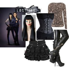 """Lost Girl Kenzie"" by jessica-banks on Polyvore"
