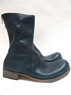m.a.+ boots, in a lovely shade of blue