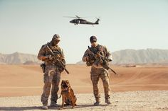 Australian Special Forces in Afghanistan.