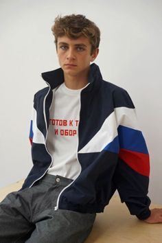 "Gosha Rubchinskiy 2016 Spring/Summer ""1984"" Lookbook"