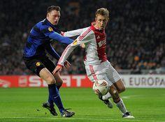 Phil Jones v Ajax (Feb 16th)