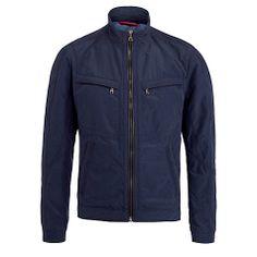 Buy BOSS Capontz Outdoor Jacket, Navy Online at johnlewis.com