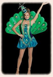 peacock vintage outfits - Google Search