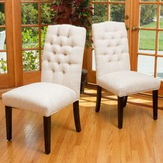 Roland Ivory Leather Dining Chairs Set Of 2Christopher Brilliant Ivory Leather Dining Room Chairs 2018