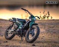 Motorcycle Towing, Racing Motorcycles, Cafe Racer Moto, Honda Cub, Mini Bike, Custom Bikes, Cool Bikes, Bobber, Motorbikes