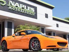 2014 Lotus Evora  2014 Lotus Evora 2+2 ISP, Original MSRP $85,700.00 Luxury Cars For Sale, Certified Pre Owned, Lotus, The Originals, Lotus Flower, Lily
