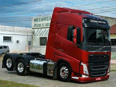 Highway To Hell, Volvo Trucks, Custom Trucks, Cool Trucks, Tractor, Cars And Motorcycles, Vehicles, Charger, Diesel Trucks