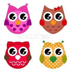 more owls....