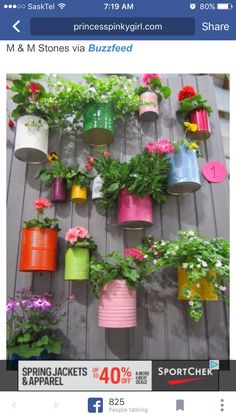 30 easy and inexpensive do it yourself outdoors pots there is a diy ideas for garden crafts in this diy article we would be offering you guys so many inspirations which would make you realize that how easy and handy solutioingenieria Gallery