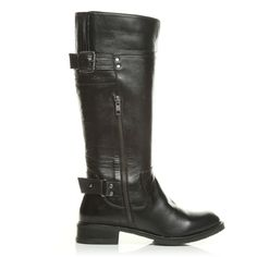 Find the perfect pair of Flat Boots at Moda in Pelle, ideal for everyday casual and comfortable style. Flat Boots, Comfortable Fashion, Riding Boots, Black Leather, Pairs, Flats, Casual, Shopping, Shoes