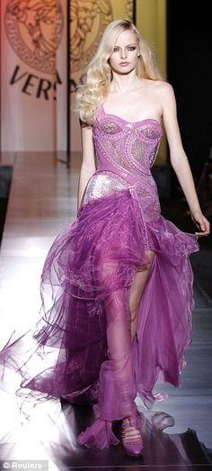 ~Versace Fall-Winter 2012 ~*