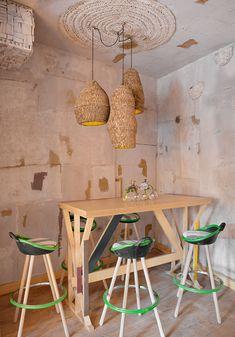 Rincón de altura | Gastrobar Mama Campo (Madrid) | Revista AD