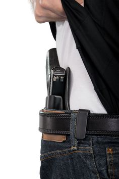 For maximum concealment, the Alien Gear Holster is the best choice for gun holsters