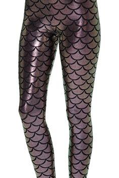 Mermaid Musk Leggings
