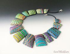 https://flic.kr/p/UJuY7P | My Missoni inspired necklace | IMG_4993fxdwm