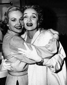 Hildegard Knef, Marlene Dietrich