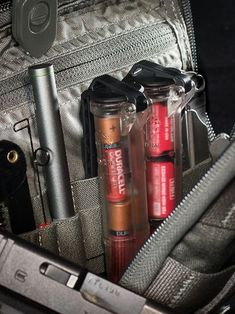 CellVault Battery Storage Cell Vault keeps your batteries and critical gear safe, dry, and accessibl Emergency Survival Kit, Camping Survival, Survival Prepping, Survival Gear, Survival Skills, Camping Gear, Survival Stuff, Emergency Response, Outdoor Survival