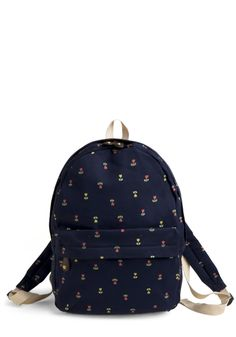 Backpack in the Day | Mod Retro Vintage Bags | ModCloth.com