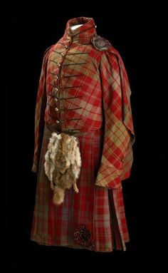 Suit  1822  National Museum of Scotland