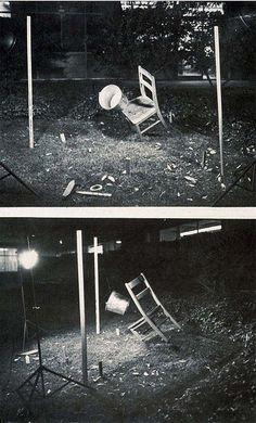 Robert Cumming 'A Mishap of Minor Consequence' 1973