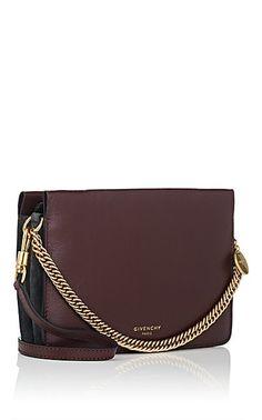 Givenchy Cross3 Leather   Suede Crossbody Bag - Shoulder Bags - 505771674  Designer Crossbody Bags 743e1e566654d