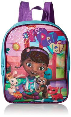 712379760b3 Back to School with Disney Doc McStuffins backpacks Disney Doc Mcstuffins  backpacks are amongst the coolest