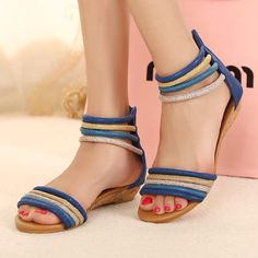 Sandals Outfit, Women's Sandals, Flats, Sexy Heels, High Heels, Huaraches, Shoe Collection, Women's Shoes, Fashion Shoes