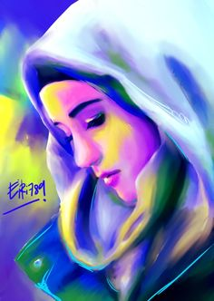 Sometimes you just need to wait patiently and pray... #Muslim Girl by Eiri789.deviantart.com on @DeviantArt