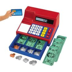 Learning Resources Pretend & Play Calculator Cash Reg by Learning Resources, http://www.amazon.com/dp/B00000DMD2/ref=cm_sw_r_pi_dp_DzEWrb13Y63RF