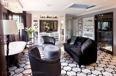 Kris Jenner's Glam Room Is A Dream