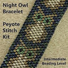 PEYOTE STITCH BEAD PATTERNS « Free Patterns