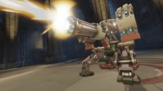 'Overwatch' scourge Bastion is finally due for some changes Image:  Blizzard Entertainment  By Adam Rosenberg2017-01-31 13:45:14 -0800  Theres an unspoken rule in Overwatch: Bastion always gets Play of the Game honors.  The trolliest among Overwatch heroes Bastion is a machine gun-toting robot that can transform into a stationary bullet-hosing turretbot. The math is super simple: If Bastion can see you Bastion can kill you.  Well. Now at long last it seems like developer Blizzard…