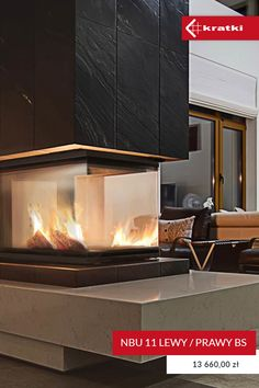 Modern Fireplace, Interior Inspiration, Sweet Home, House Design, Doors, Home Decor, Backyard Fireplace, Diy Decorating, Natural Stones