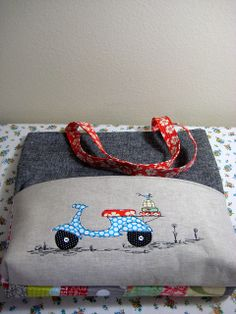 one pocket on this side by chloeandme, via Flickr