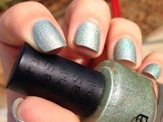 Pretty Little Nails: Holothon 2.0 #3 Shaka Green (B)