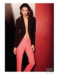 Prada Resort Ceket / BEYMEN Academia Pantolon