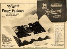 """Vintage Advertising Art tagged """"Candy"""" - Period Paper"""