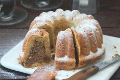 Linecká bábovka s ořechovou náplní Bread, Recipes, Food, Brot, Recipies, Essen, Baking, Meals, Breads
