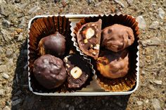 3 Ingredient Homemade Ferrero Rocher Truffles Recipe