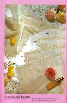 Nihon Vogue's Beautiful Lace - Cenira Ávila - Picasa Web Albums